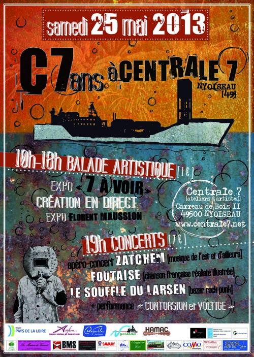 affiche C7ans Web
