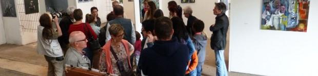 Visite libre exposition La Recette #3, mai 2015