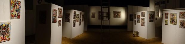 Installation exposition La Recette #6