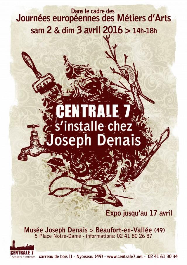 Affiche Joseph JDenais