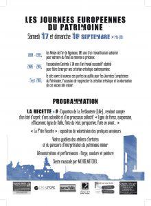 flyer-La Recette#8-Centrale7