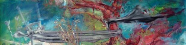Oublié n°3 - mixte sur toile libre - Julien Malardenti