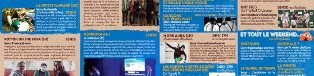 programme a lart rue 2017